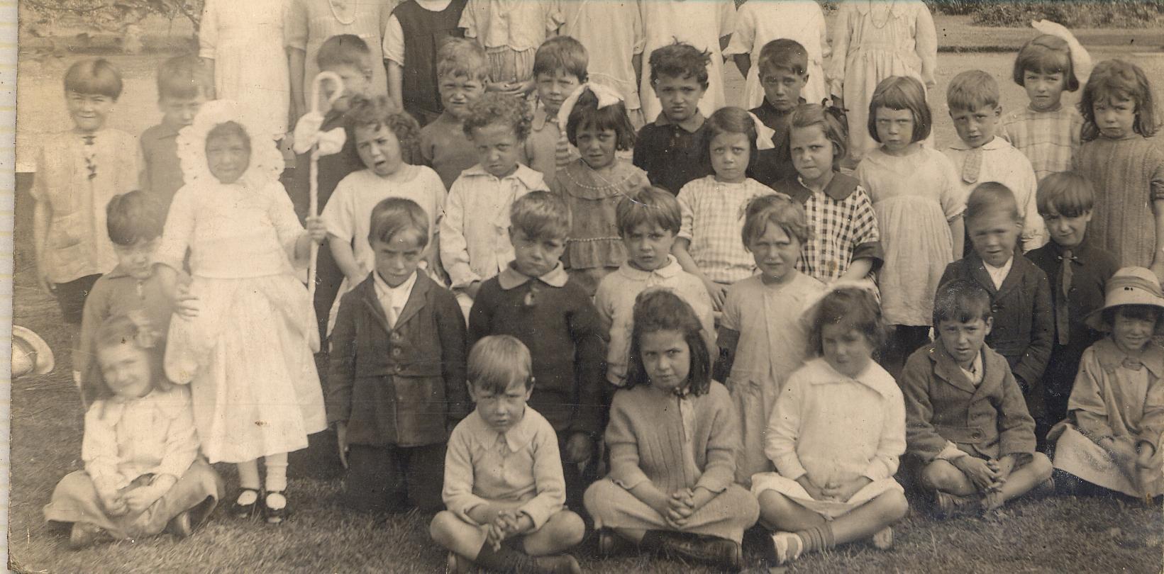 infant class 1924
